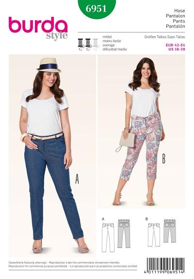 3/4 Pants, Jeans