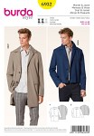 Unsophisticated, classic designs, which are also hip and trendy among youngsters. Either the short coat with flap pockets or the plain short jacket which can just as well be worn instead of a sports coat.