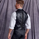Vest, 1900s vest, costume