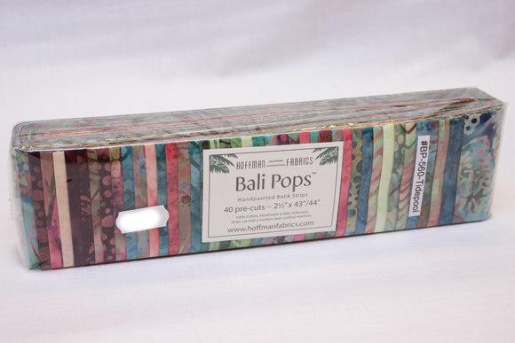 Beautiful balipops batique fabrics - tidepool