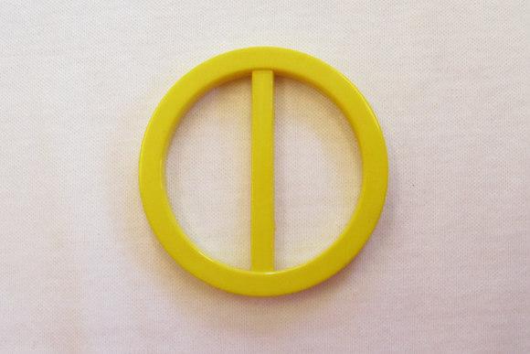 Belt buckle, belt-width 2.5 cm