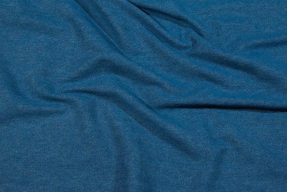 Blue, chlorinated denim 10 oz