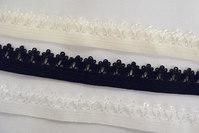 Elastic lace 1cm