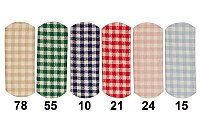 Kitchen checkered cotton 2 mm checkers