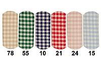Kitchen checkered cotton 2 mm checkers
