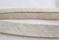 Linnen bias tape 2.1 cm
