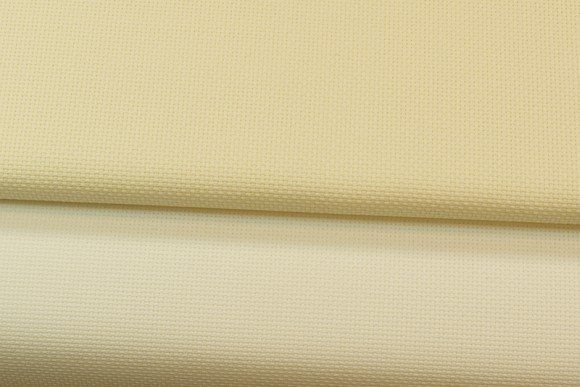 Perl Aida embroidery fabric 5,4 threads pr. cm.