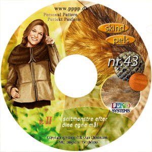 CD-rom no. 43 - Skin and fur