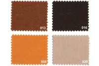 Texgard coated fabric for awnings, brown nuances
