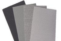 Texgard coated fabric for awnings in grey nuances.