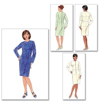 Butterick 5628. Fitting Shell.