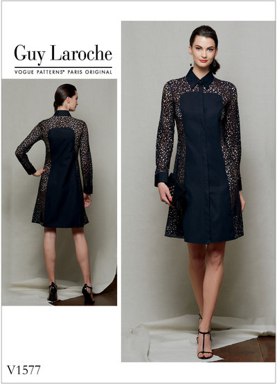 Petite Dress - Guy Laroche