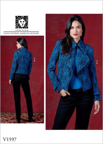 Misses´ Jacket and Pants - Anne Klein