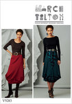 Vogue 9283. Skirts - Marcy tilton.