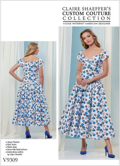 Dress - Claire Shaeffer