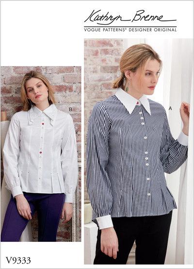 Misses' Shirt - Kathryn Brenne