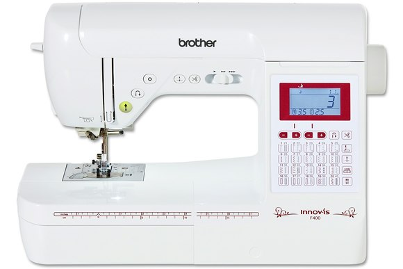 Brother f400 sewing machine