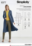 Cardigan with Variations, Multiple Pieces for Design Hacking
