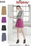 Skirts with Length and Front Variations