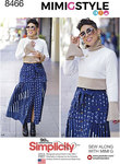 Mimi G Skirt and Knit Top