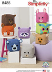 Stuffed Cube Animals