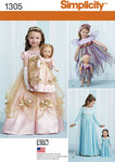 Childs Costumes and Costumes for 18 inches Doll