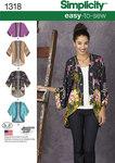 Misses´ Kimono Jackets