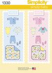 Babies´ Pant, Jacket, Booties, Blanket, Knit Top & Body Suit
