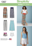 Misses Slim Maxi Skirt, Wide Leg Trousers, Slim Trousers & Shorts