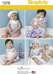 Babies Outfit with Doll Clothes & Accessories