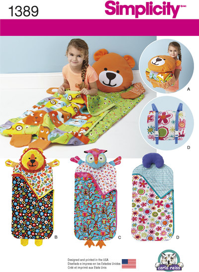 Child´s Nap Pack