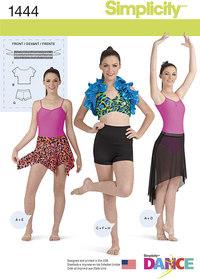 Misses´ Knit Dancewear