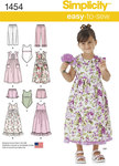 Childs Dress, Slip Dress or Top and Trousers or Shorts
