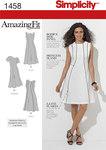 Misses´ and Plus Size Amazing Fit Dress