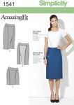 Misses & Miss Petite Amazing Fit Skirt