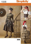 Misses´ Steampunk Costume