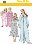 Child´s and Girl´s Sleepwear