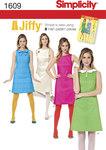 Misses´ Jiffy 1960´s Vintage Dress