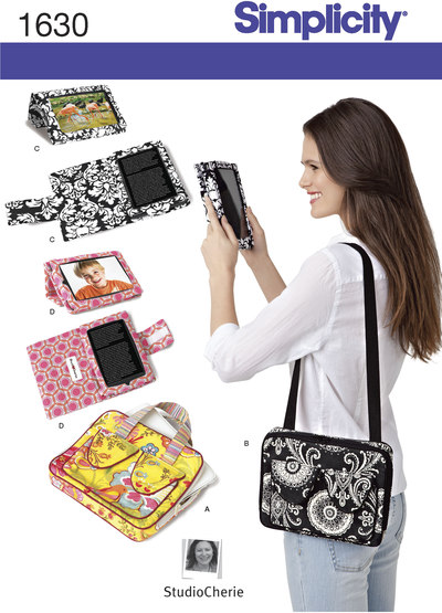 E-Book Covers & Carry Case for Tablet