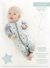 Nighties suit jumper. Minikrea 11470.