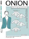 Onion 1040. Jacket with standing collar.