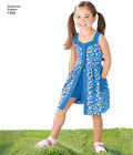 Child´s Dress, Top, Trousers or Shorts and Hat
