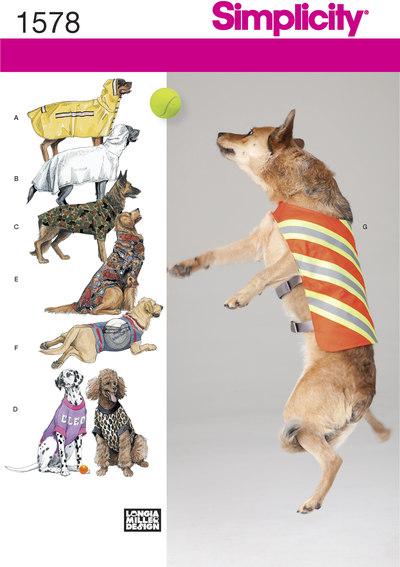 Large Size Dog Clothes
