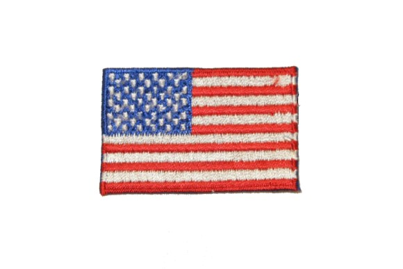 Big USA flag 7 x 4.5 cm