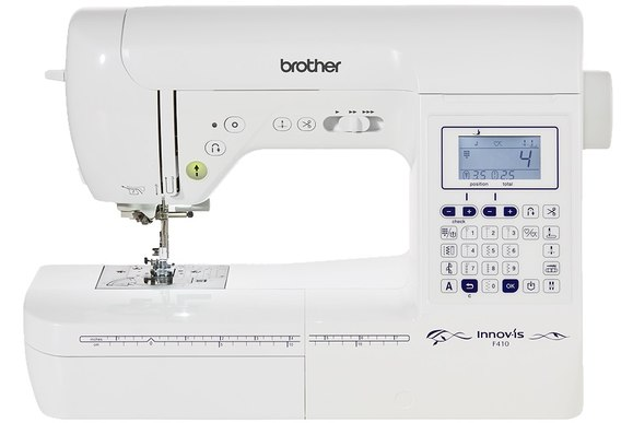 Brother F410 sewing machine