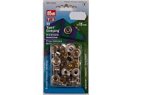 Sport-camping press fasteners