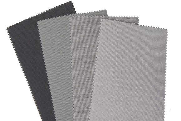Texgard coated fabric for awnings in grey nuances