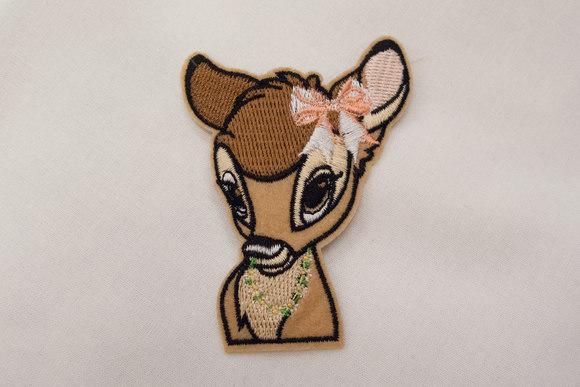Bambi patch 6x7cm