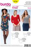 Shirt,  Dress, Round Neckline
