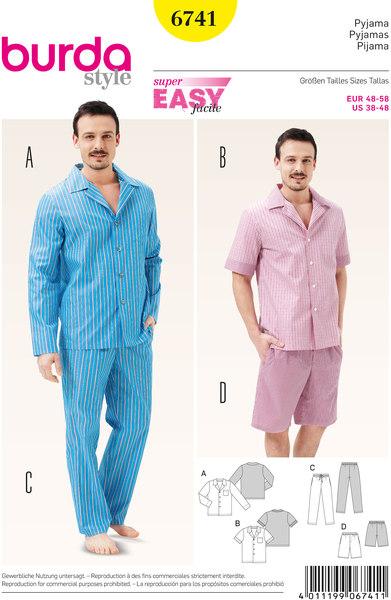 Men´s Pyjamas, Classic Style